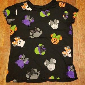 Minnie Mouse Halloween girls t-shirt